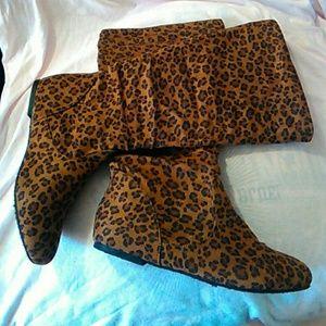 West Blvd tall soft boots